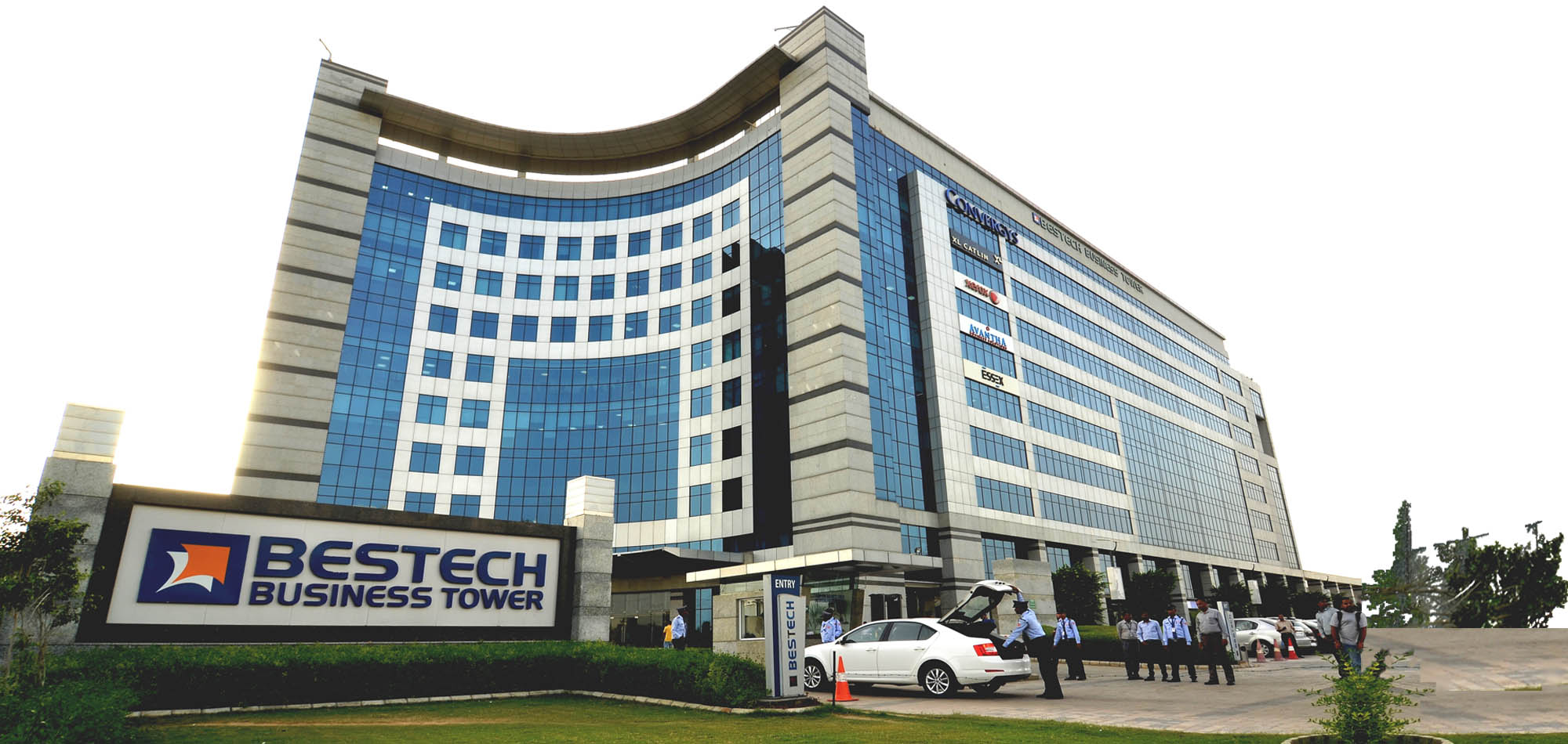 Bestech business tower sohna Gurgaon